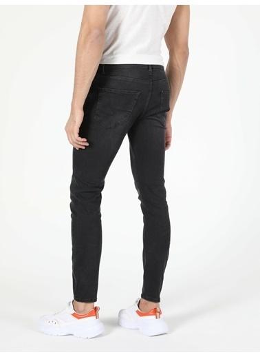 Colin's Skinny Fit Düşük Bel 4 Alex Erkek Jean Pantolon Mavi